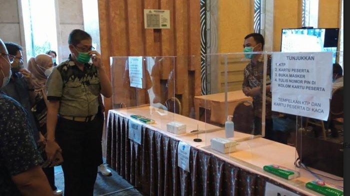 Monev Lokasi SKB di Tulungagung, BKN Ingin Memastikan Penerapan Protokol Kesehatan
