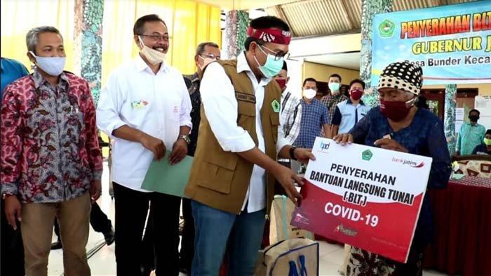 Pamekasan Jadi Kabupaten Tercepat Kedua di Indonesia dalam Penyaluran BLT DD ke Masyarakat