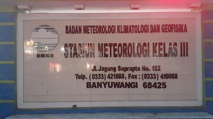 Hujan Lebat dan Angin Kencang di Banyuwangi Diprediksi Hingga Akhir Februari