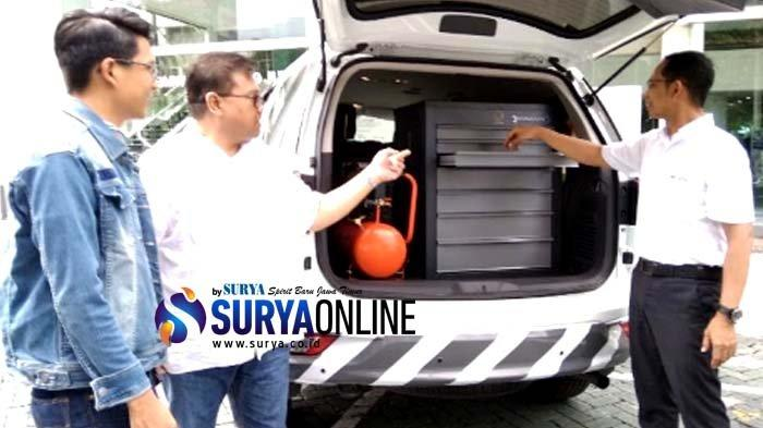 BMW Astra Surabaya Buka Layanan Mobile Service, Tinggal Telepon Mekanik Datang ke Rumah