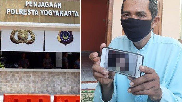Sosok Aiptu Tomi, Polisi Target Sate Beracun Sianida di Bantul: Penyidik Terbaik 2017, Ini Sifatnya