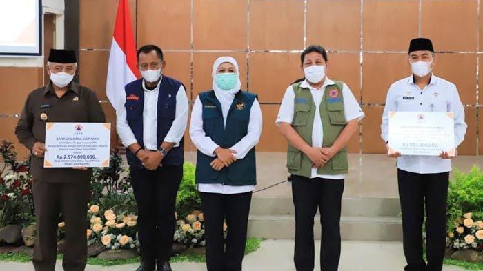 Dana Tunggu Hunian untuk Korban Gempa di Malang dan Lumajang Cair, Totalnya Rp 3,5 Miliar
