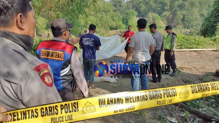 'Mahabarata' Jadi Petunjuk Identifikasi Bocah Blitar yang Ditemukan Hanyut di Sungai Brantas Kediri