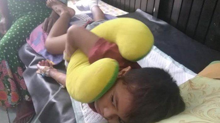 Bocah Kelas 2 SD Terluka Bakar Parah Akibat Limbah Abu Panas. Pembuang Limbah Masih Misterius