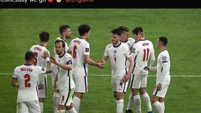 Daftar Sementara Pemain Timnas Inggris di Piala Eropa 2020