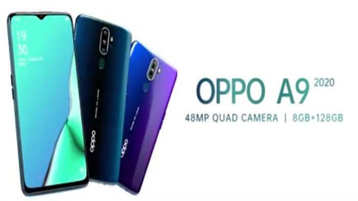 Bocoran Harga dan Spesifikasi Oppo A9 2020, Ungguli Oppo Series A Lainnya dengan Dolby Atmos