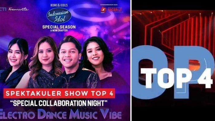 Bocoran Indonesian Idol 2021 Spektakuler Show 10: Ini Tema yang Diusung, Pecinta EDM Merapat