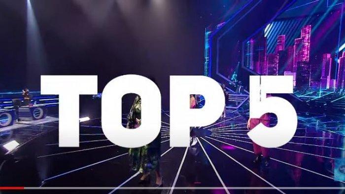 Bocoran Indonesian Idol 2021 Spektakuler Show 9: 5 Kontestan Duet Bareng Juri, ini Prediksi Pasangan