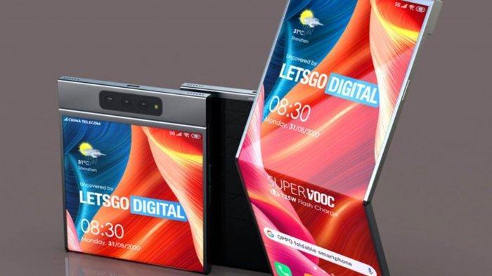 Bocoran Spesifikasi Hp Lipat Oppo yang akan Saingi Samsung Galaxy Flip, Segera Meluncur?