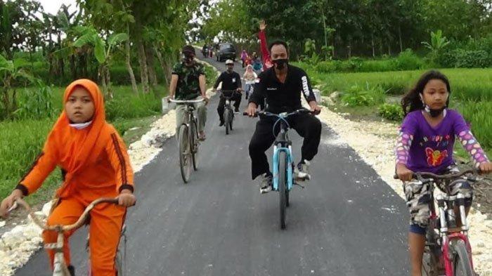 Jejak Manis TMMD 110 Bojonegoro, Buka Dua Desa Terisolasi hingga Perbaiki Infrastruktur