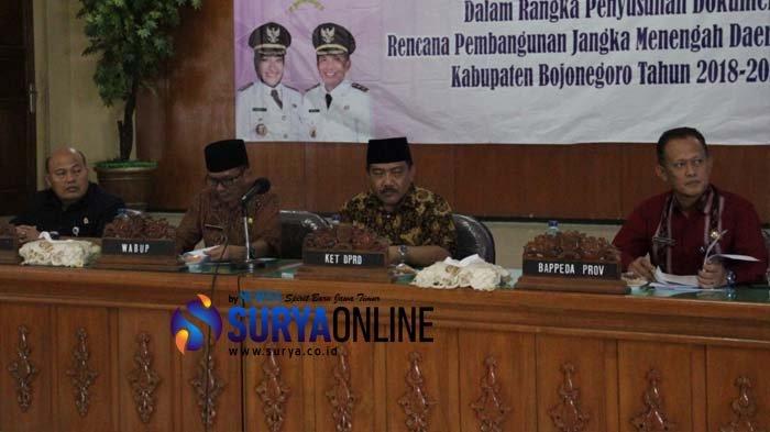 Musrenbang RPJMD Bojonegoro, Usung Tujuh Misi untuk Wujudkan Kesejahteraan