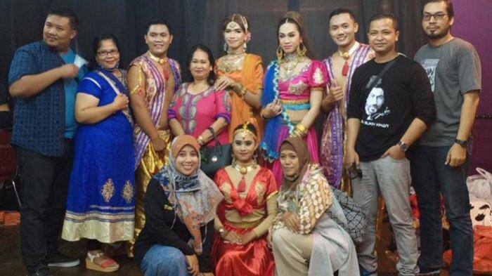 Saat Penikmat Musik, Tari dan Film India Bergabung di BMCI Jatim Dancer, Begini Kreativitasnya