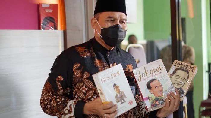 BHS Ajak Perusahaan di Sidoarjo Dukung Program Literasi, Berharap Perpustakaan Ada hingga Desa