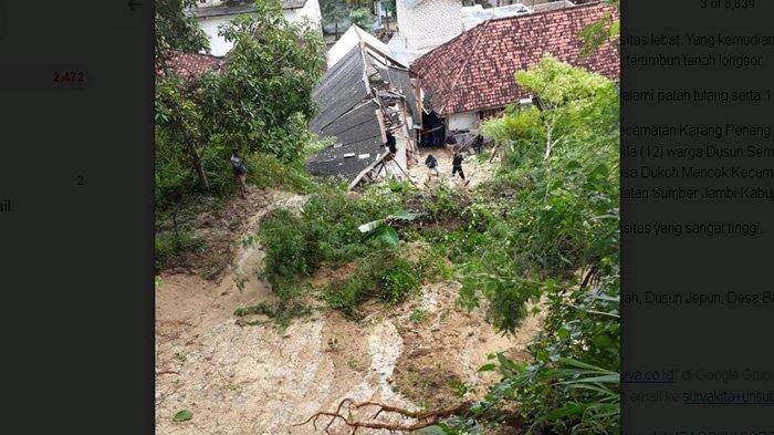 Dua dari Empat Santriwati Jember Korban Longsor Pamekasan, Berasal dari Keluarga Miskin