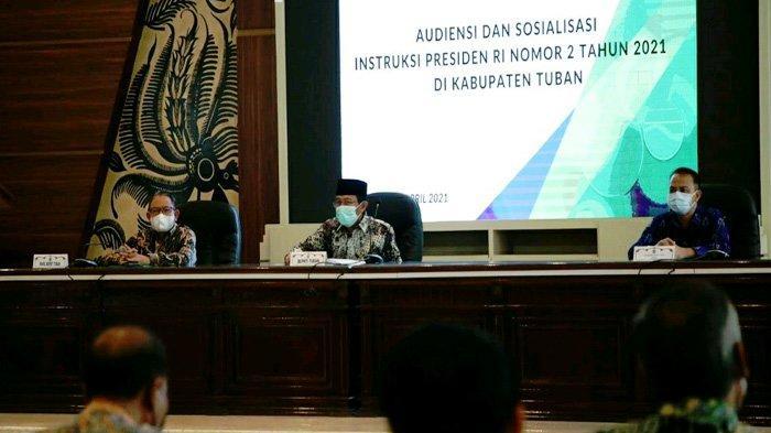 Dari 600 Ribu Pekerja di Tuban, Hanya 4 Persen Terdaftar di BPJS Ketenagakerjaan