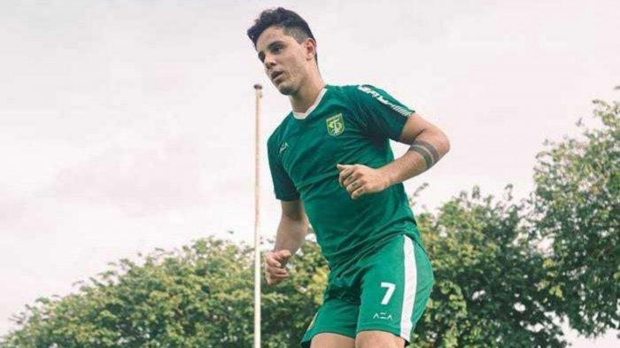 Update Cedera Bruno Moreira: Gelandang Asing Persebaya Surabaya Perlahan Pulih, Siap Latihan Lagi