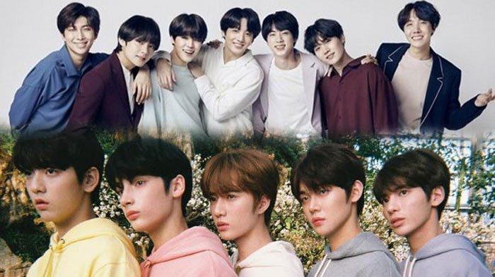 BTS Telah Kumpulkan 25 Daesang Sejak 2016 hingga Pertengahan 2019 di Acara Awards, Bagaimana TXT?