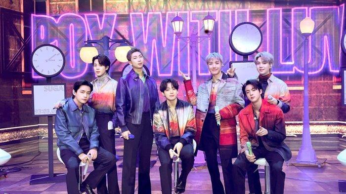 BTS Ungkapkan Kerinduan untuk ARMY saat Pidato Kemenangan di TFMA 2021, RM: Kami Sangat Menyesal