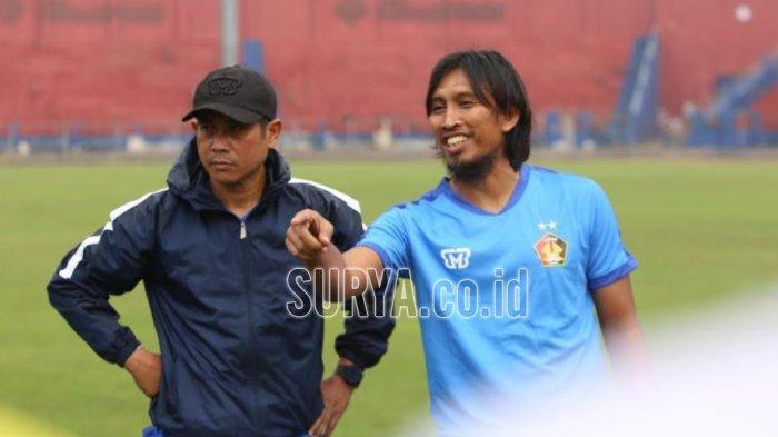 Kapten Persik Kediri Berharap Coach Budi Sudarsono Dapat kembali Gabung Tim
