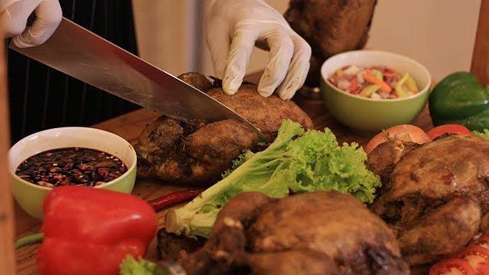 Temui Aneka Kuliner Jadul di Quest Hotel Darmo Surabaya, Ada Nasi Liwet dan Ayam Guling