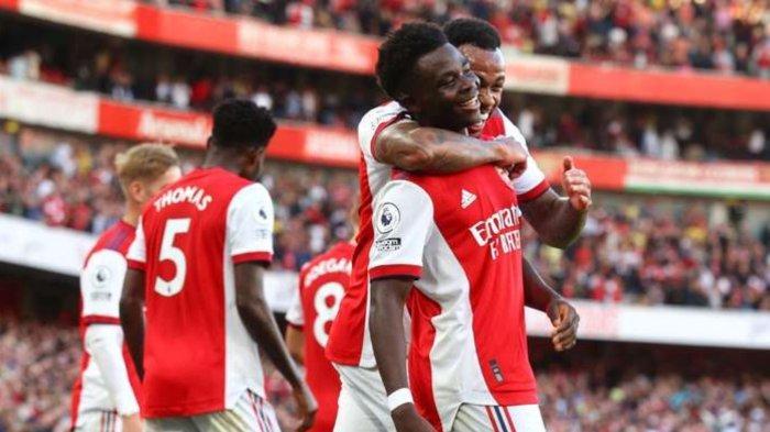 HASIl LIGA INGGRIS,  Arsenal Vs Tottenham Hotspurs, Arsenal Menggila 3-1
