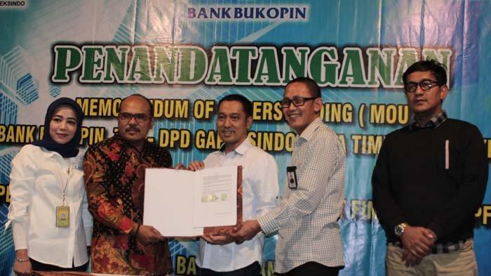 Bank Bukopin Resmi Jalin MoU dengan Gapeksindo dan Askrindo untuk Pembiayaan dengan Pola SPF