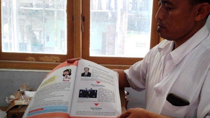 Ada Buku Pelajaran SD di Jombang Sebut NU Organisasi Radikal
