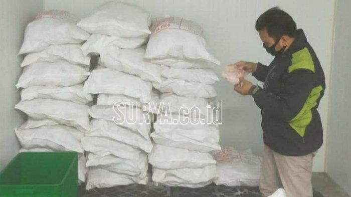 Temuan Daging BPNT Busuk di Kabupaten Tuban, BUMD Tegaskan itu Milik Pengusaha Lokal