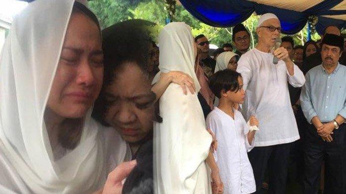 VIDEO Curahan Hati BCL yang Masih Syok & Kaget Ashraf Sinclair Meninggal, Mertua Ucap Terima Kasih
