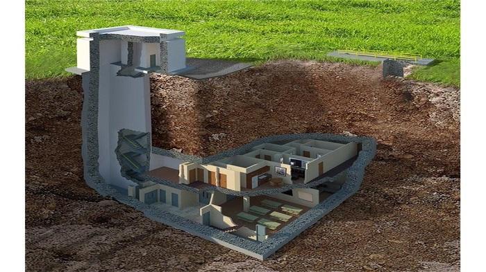 Rumah Anti Nuklir, Dijual Rp 245 M. Seperti Apa Isinya?