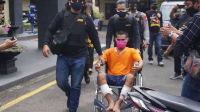Pengakuan Pembunuh Terapis di Mojokerto Saat Kabur Naik Motor Kondisi Telanjang Selama di Jalan Raya