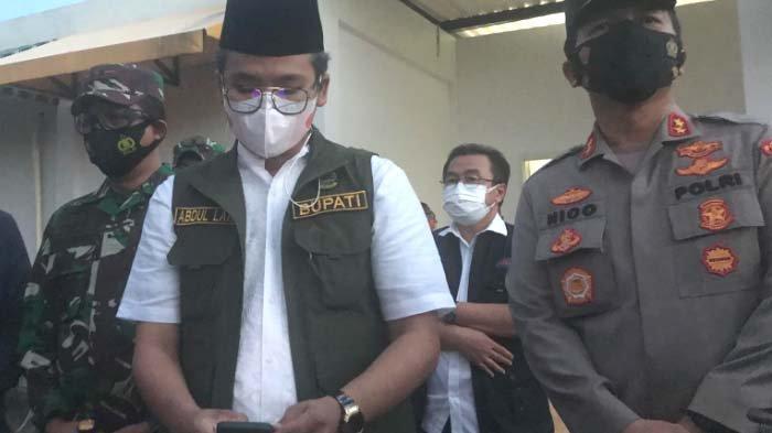 Bupati Ra Latif Resmi Berlakukan SIKM untuk Warga Bangkalan, Urus Gratis, Penyekatan Tetap Ada