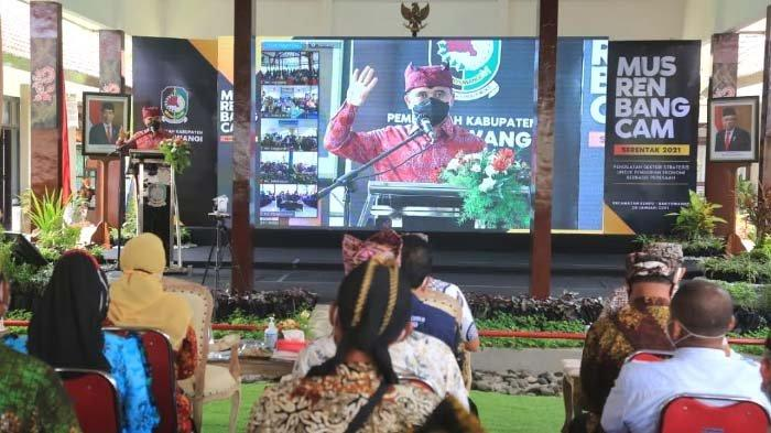 Banyuwangi Fokus Pemulihan Ekonomi di Musrenbang Tingkat Kecamatan