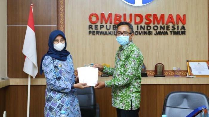 Ombudsman Jatim Apresiasi Pelayanan Publik Pemkab Banyuwangiselama Pandemi