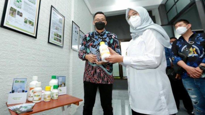 Anak Muda Banyuwangi Ekspor Produk Pereduksi Pestisida