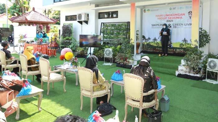 Bupati Banyuwangi Luncurkan Simpling, Program Green Living untuk TumbuhkanBudaya Peduli Lingkungan