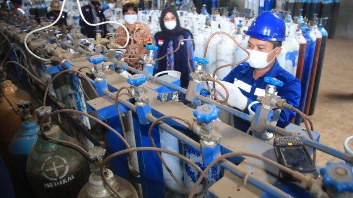 Kasus Covid-19 Meningkat, Bupati Banyuwangi Cek Ketersediaan Oksigen Medis