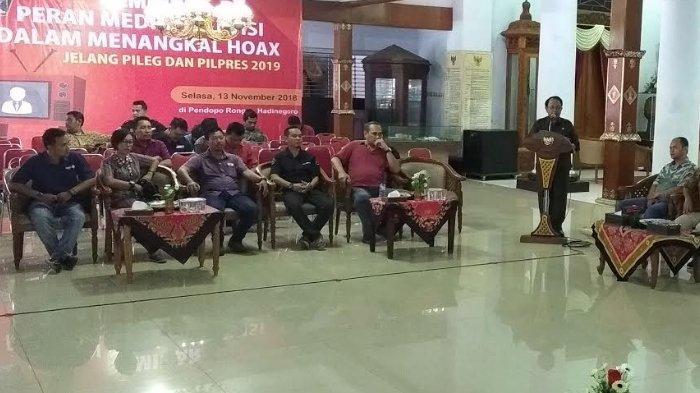 M Rijanto Berpeluang kembali Diusung, PDIP Blitar Sebut Miliki Banyak Stok Calon