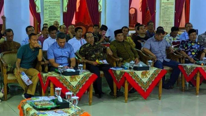 Bupati Blitar Pimpin Rapat Koordinasi Antisipasi Penyebaran Virus Corona