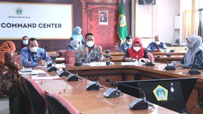 Gus Yani Ajak Pengusaha di Gresik Percepat Pencapaian Herd Immunity lewat Vaksinasi Gotong Royong