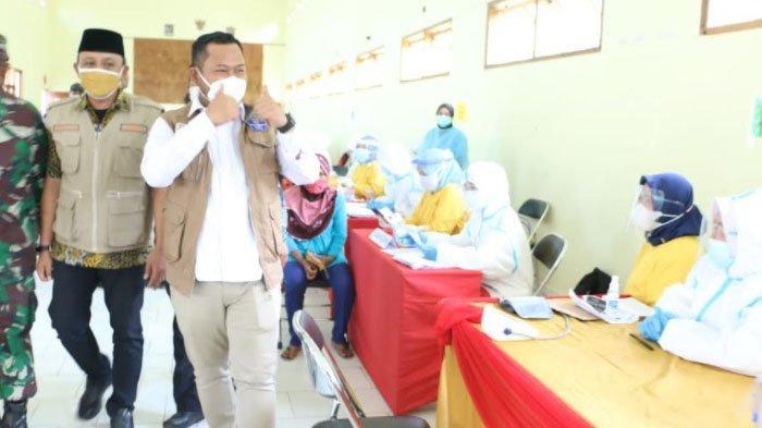 Serbuan 10.000 Vaksin Covid-19 di Pulau Bawean Kabupaten Gresik