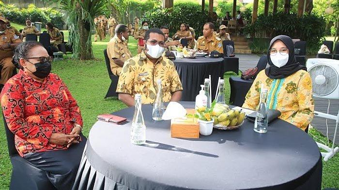 Bupati dan Ketua DPRD Biak Numfor-Papua Pelajari Pariwisata ke Banyuwangi