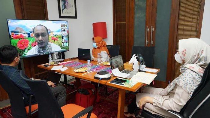 Gotong Royong Hadapi Pandemi Covid-19, Pemkab Banyuwangi Ajak Kampus Berkolaborasi