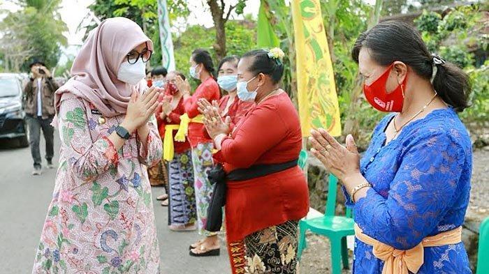 Jalin Harmoni di Banyuwangi, Bupati Ipuk Silaturahmi ke Tokoh Lintas Agama