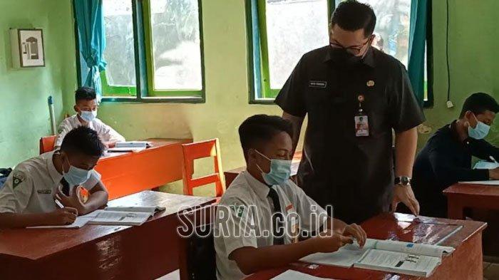 Jelang Pembelajaran Tatap Muka, Vaksinasi Covid-19 untuk Pelajar Kabupaten Kediri Segera Digelar