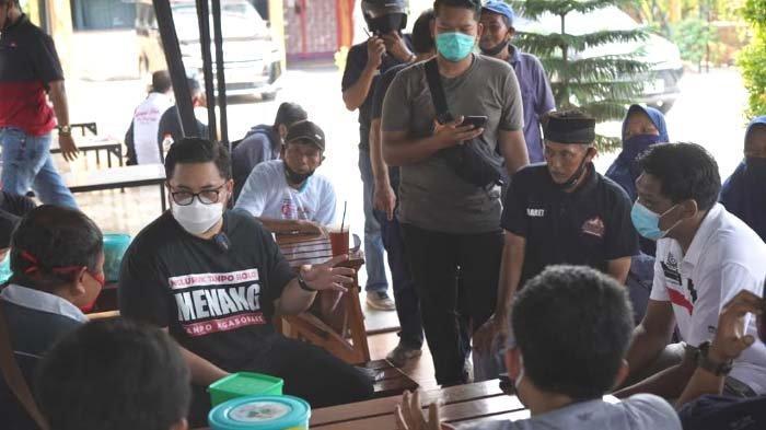 Penuhi Janji Politik, Mas Dhito Rehab 1.400 Rumah Tak Layak Huni di Kampung Inggris Pare Kediri