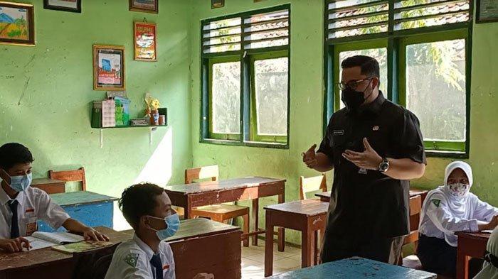 Besok, Uji Coba Pembelajaran Tatap Muka SD dan SMP di Kabupaten Kediri