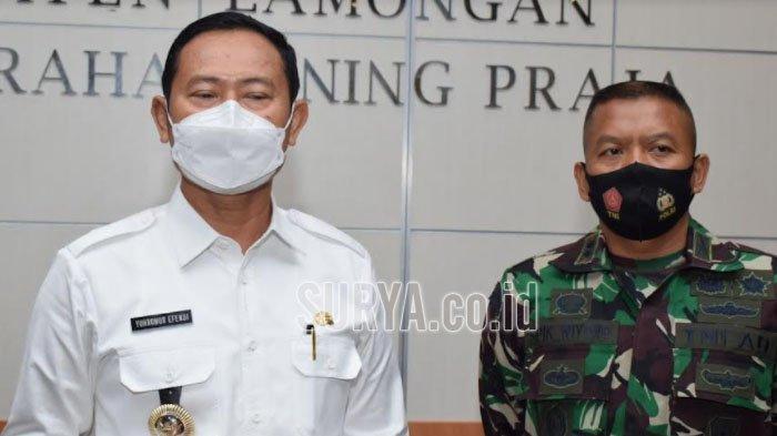 Kabupaten Lamongan Masuk PPKM Level 1, Warga Diimbau Tetap Taat Protokol Kesehatan
