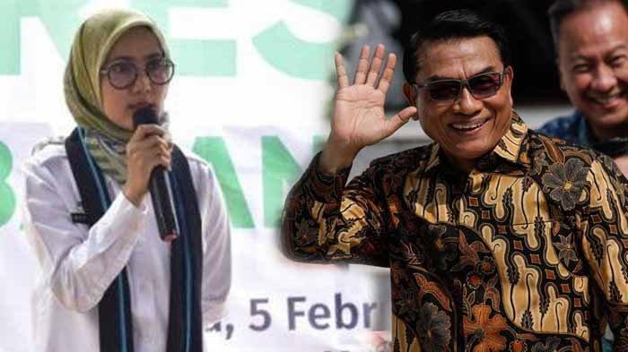 Bupati Lebak Iti Octavia Koar-koar Akan Kirim Santet ke Moeldoko, Iti Octavia: Banten Tidak Gentar