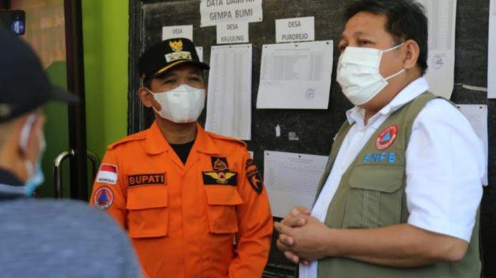 BNPB Verifikasi Kerugian Gempa di Lumajang, Data Terbaru 3361 Bangunan Rusak